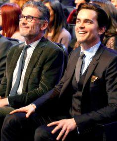 Matt Bomer wins at People's Choice Awards 2015