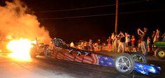 Drag Racing Jet Cars -