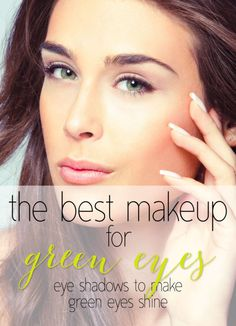 Have green eyes and want to know which eye shadows will make them shine? Start by checking the color wheel! You will find your bold choices will be pinks and purples, and more subtle hues will be greens and golds. The one thing you will want to do is make sure you add dimension. How? Read on as eBay shares what you need to know to make your green eyes shine!