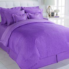f8f53f8f4607 JOY Sweet Dreams 8-piece All-in-One Luxury Bedding System - 8148175