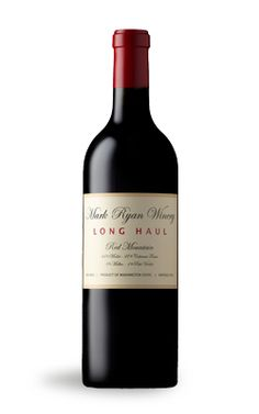2009 Long Haul from Mark Ryan Winery, Woodinville, WA. Not yet rated.