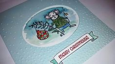 Merry Mice Stampin up Christmas
