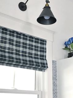 How To Style A Unique Room With #fabricut Drapery - Rambling Renovators #moderncountry #cottage