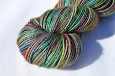 DK Yarn Hand-dyed Yarn 100% Superwash by SimplyEweFiberworks