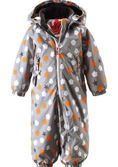 Зимний комбинезон Reima Kiddo Comet светло-серый Raincoat, Kids, Jackets, Fashion, Rain Jacket, Young Children, Down Jackets, Moda, Boys