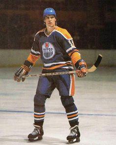 Mark Messier   Edmonton Oilers   NHL   Hockey