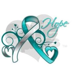 This is going to be my next tat. I'll do the ribbon in pink, the heart in peach (for uterine cancer), then the swerllies in dark blue (for colon cancer). The word hope in black. Any suggestions or comments?