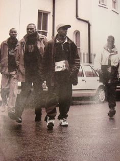 Style Inspiration : 1990s Hip-Hop   THIRD LOOKS