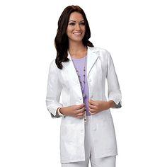 Cherokee Women's 3/4 Sleeve Lab Coat