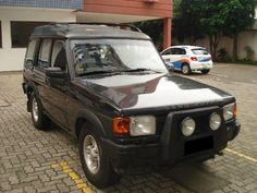 Discovery 1 turbo diesel 4x4 7 lugares ac/ trocas