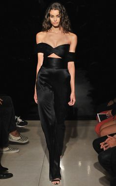 Brandon Maxwell Spring Summer 2016 Preorder now on Moda Operandi