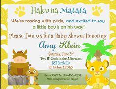 Simba baby shower invitations nala lion king nala lion king simba lion king baby shower invitation filmwisefo