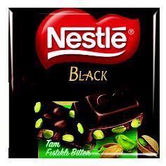 Nestlé Black Tam Fıstıklı Bitter