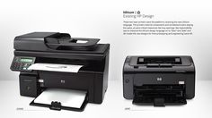 HP | Printer Language on Behance