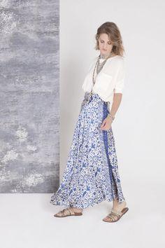 INDIGO STYLE · | Summer | Fashion | Blues |