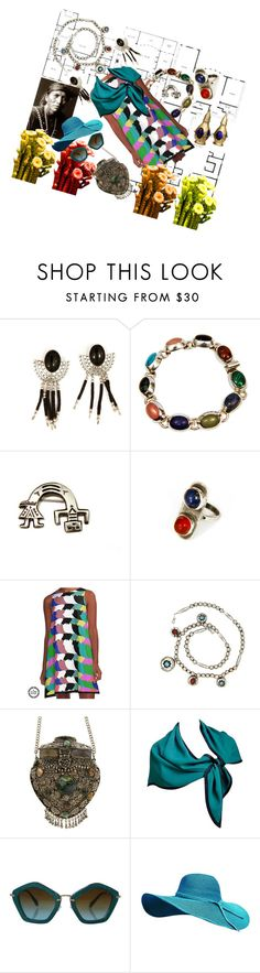 """""""My Wife have had an authentic """"Navajo Dream"""""""" by conrado-rafael-maleta ❤ liked on Polyvore featuring BLVD Supply, Yves Saint Laurent, Miu Miu, modern and vintage"""