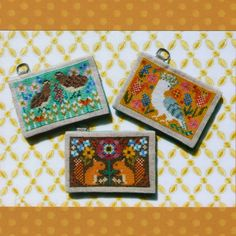 Shop | Category: Gera by Kyoko Maruoka | Product: Gera Cross Stitch - With Flowers 2