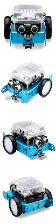 Remote-Controlled Toys 84912: Makeblock Mbot Creative Diy Arduino Educational Robot Starter Kit Bluetooth Toy -> BUY IT NOW ONLY: $79.99 on eBay!