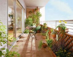 10 Balcony Design Ideas That You'll Love To Have - HomelySmart
