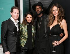 Marc Freeman, Camilla Freeman-Topper (in CAMILLA AND MARC), Gary Clarke Jr and Nicole Trunfio (in CAMILLA AND MARC)
