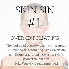 Exfoliating is a good thing - over doing it isn't. Rodan + Fields Microdermabrasion Paste is a wonderful scrub - … Skin Tips, Skin Care Tips, Skin Care Routine For 20s, Skincare Routine, Drugstore Skincare, Skin Routine, Beauty Clinic, Def Not, Get Rid Of Blackheads