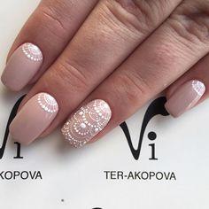 477 отметок «Нравится», 6 комментариев — @violetta_ter в Instagram: «Нежности вам в ленту. Люблю этот цвет! @nanulya_make_up неожиданная встреча. #ногти…»