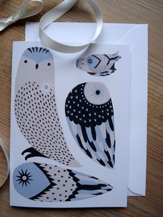 cut out the shapes to make your own Owl