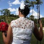 Vestido de noiva da Samira