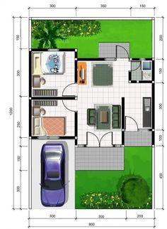 denah rumah minimalis tipe 36 tahun 2015 terbaru with regard to desain rumah sederhana biaya murah
