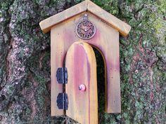 Fairy Door/ Fairy Garden Kit / Fairy Garden by FairyGardenKits