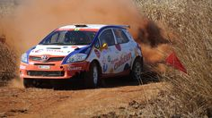 Team Total South African National Rally Championship