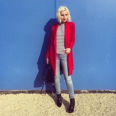 red coat by diehuberin