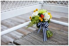 Vintage Nautical Wedding Photography Style Shoot