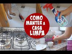 CASA ORGANIZADA - FAXINA MEIO DE SEMANA