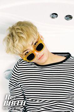 "NUEST The First Album ""Re:BIRTH"" 2ndTeaser #JR"