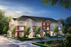 Contemporary three bedroom townhomes at Humber Mews in Etobicoke Buying And Selling Houses, Toronto Neighbourhoods, Forest Hill, Next At Home, Townhouse, The Neighbourhood, Condo, Real Estate, Exterior