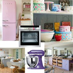Great British Bake Off inspired kitchen | Moodboards | housetohome.co.uk