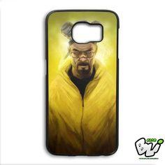 Yellow Breaking Bad Samsung Galaxy S6 Edge Plus Case