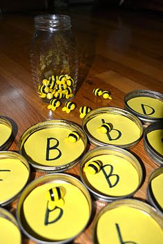 From The Hive: B bee day - preschool style
