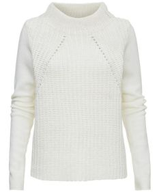 Pullover by Drykorn #fashion #engelhorn #winter #white