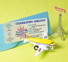 Issue your kid a passport for FUN with an Around the World birthday party! Crafts, food, and party favors are all inspired by international travel.