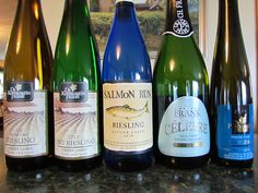 Riesling is king in the Finger Lakes.