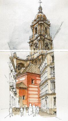 building sketch