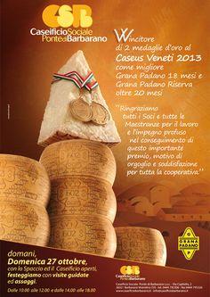 Caseificio Sociale Ponte di Barbarano - #Food #Advertising