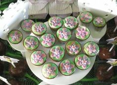 Tinkerbell Baby Shower Cakes