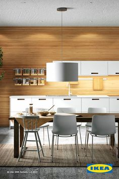When it comes to your kitchen, the possibilities are endless! From a traditional look to a modern feel to anything in between, find what you need to make your IKEA kitchen the heart of your home.