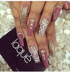 Laquenailbar follow them on Instagram so many cute nails