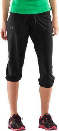 Under Armor Women's UA Charged Cotton® Capri Pants
