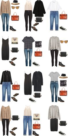 What to Wear in Malta Outfit Options Packing Light List packinglist packinglight travellight travel livelovesara 98094098117208282 Capsule Outfits, Fashion Capsule, Mode Outfits, Capsule Wardrobe, Fall Outfits, Fashion Outfits, Womens Fashion, Vacation Outfits, Packing Outfits