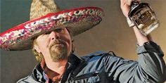 Toby Keith always brings the party with Wild Shot Mezcal